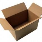 cardboard box, empty box, 30 in 30