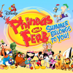 Phineas & Ferb Summer Belongs To You