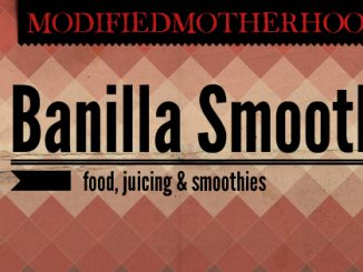 "Banilla Smoothie ""milkshake"""