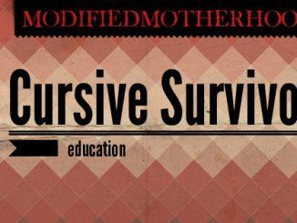 Cursive Survivors