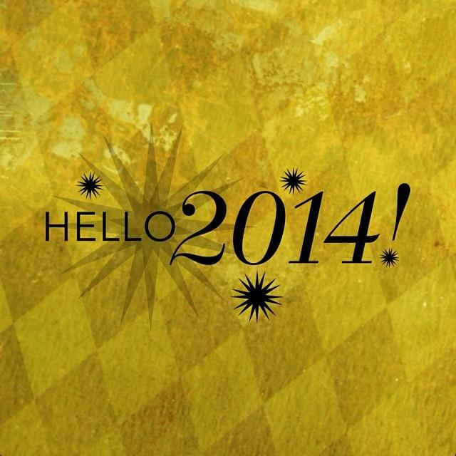 happy 2014, happy new year