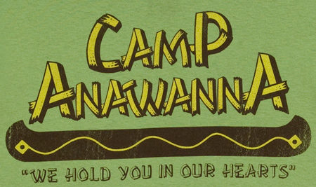 Camp Anawanna - Salute Your Shorts