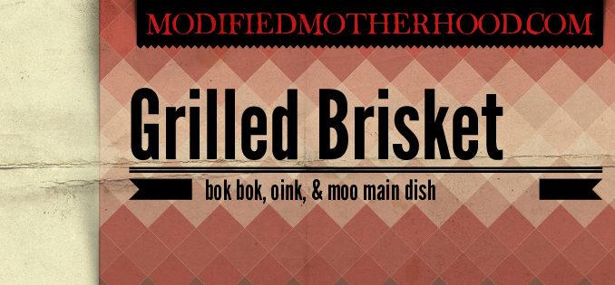 Grilled Brisket