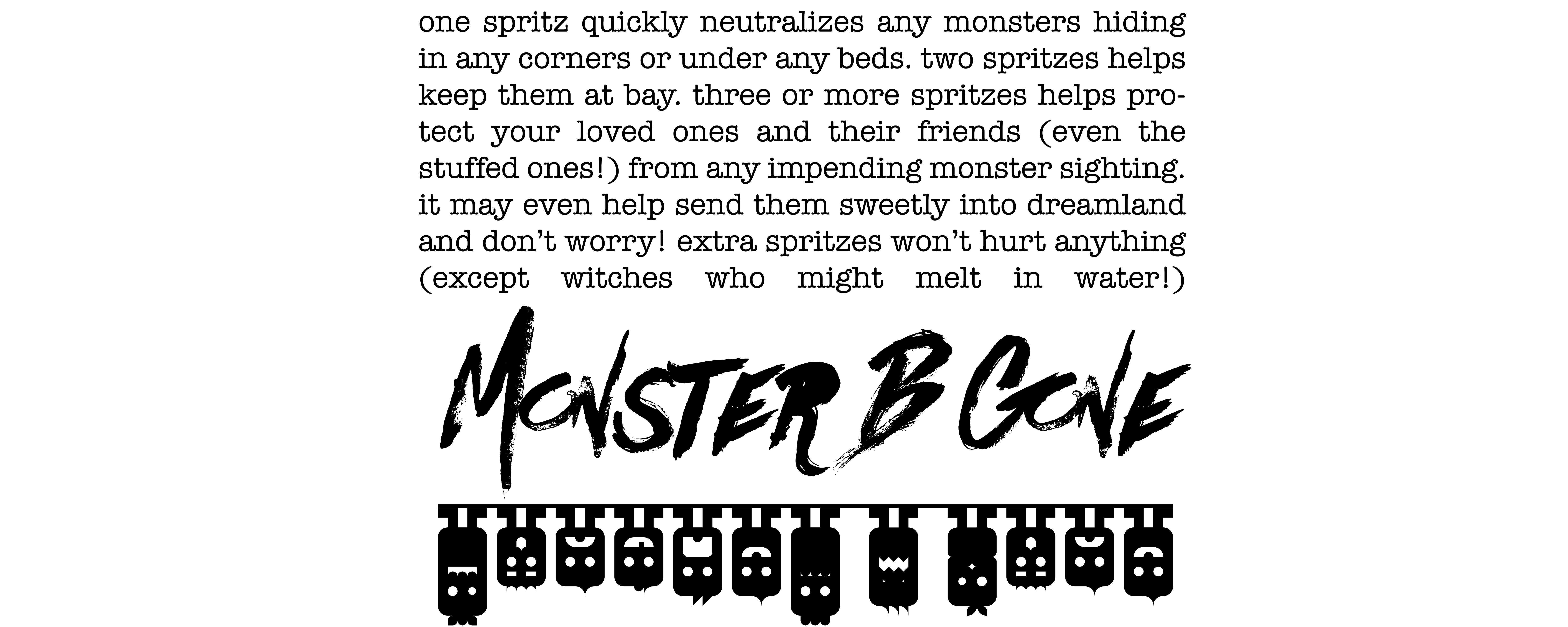 monsterbgone