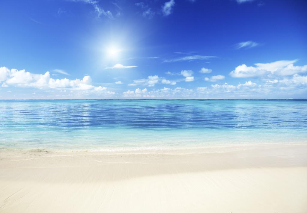 beach, summer, Florida