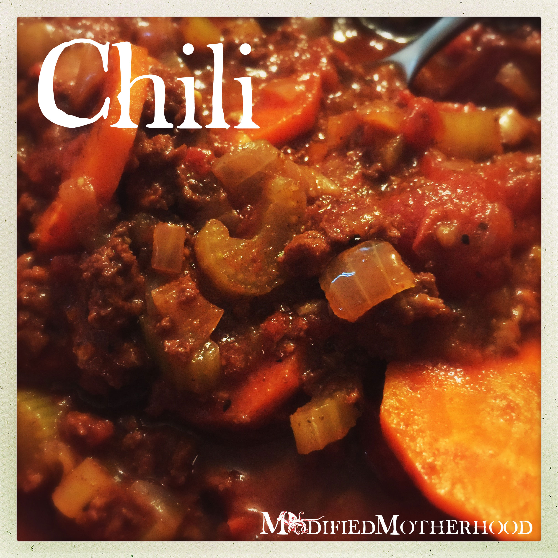 Chili - modifiedmotherhood.com