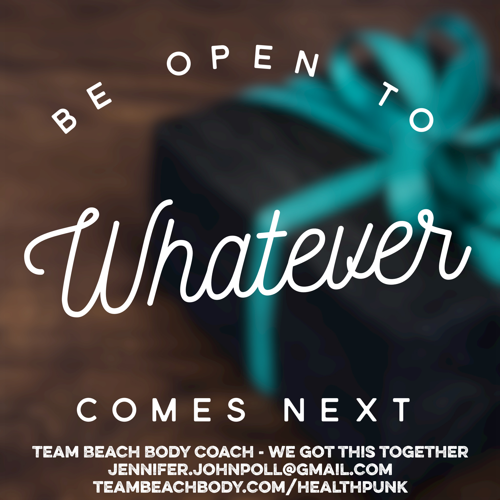 Team Beachboy Coach - We got this together!